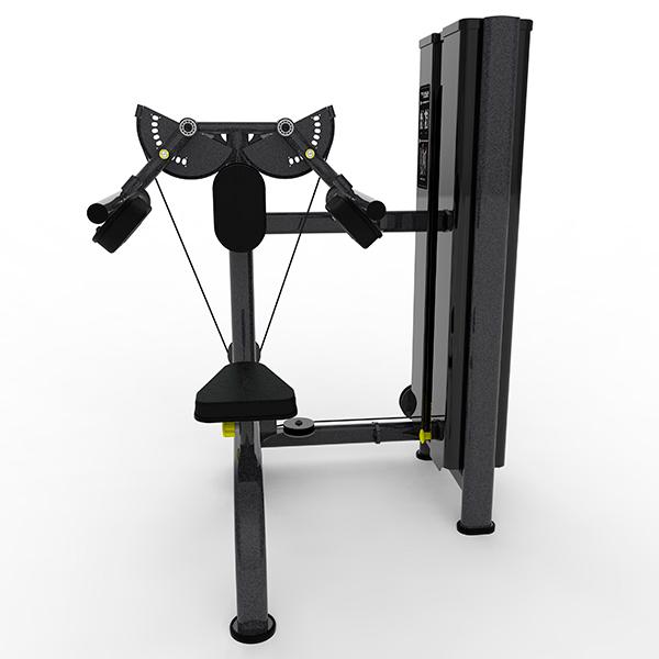 f04fce2d3 ... Máquina Deltoide Titanium Fitness Special. Links úteis: