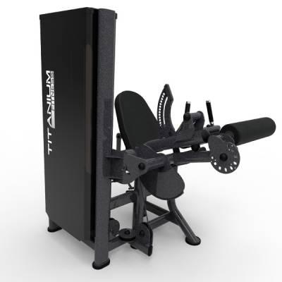 Cadeira Flexora Titanium Fitness Special