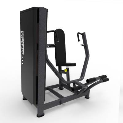 Supino Sentado Vertical (Chest Press) Titanium Fitness Special