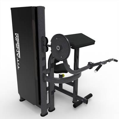 Máquina Bíceps e Tríceps Titanium Fitness Special