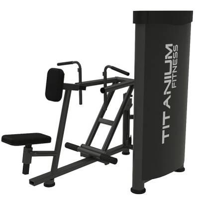 Remada Sentada Titanium Fitness Essential